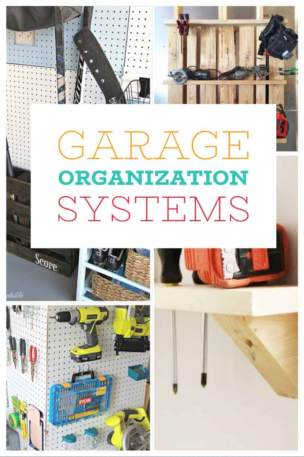 9 Most Awesome DIY Garage Organizing Systems In The World ...