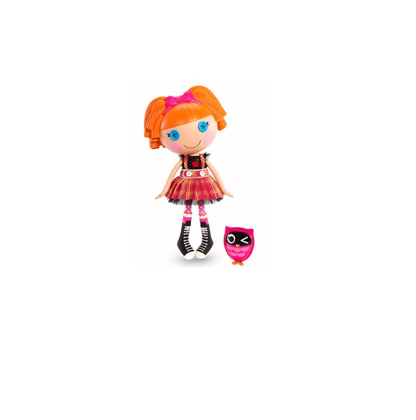 Bea Spells A Lot From Lalaloopsy