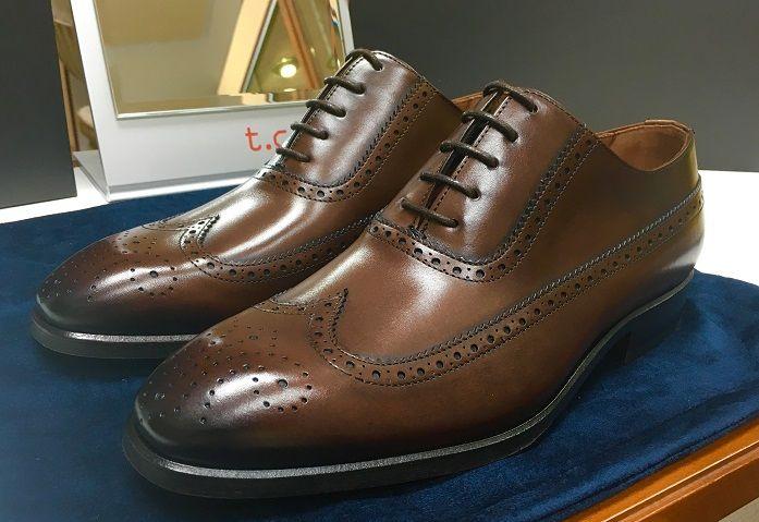 Zapatos Salou Vegano Shoes Españoles MarronMen`s Tallsem TlcFKJ1
