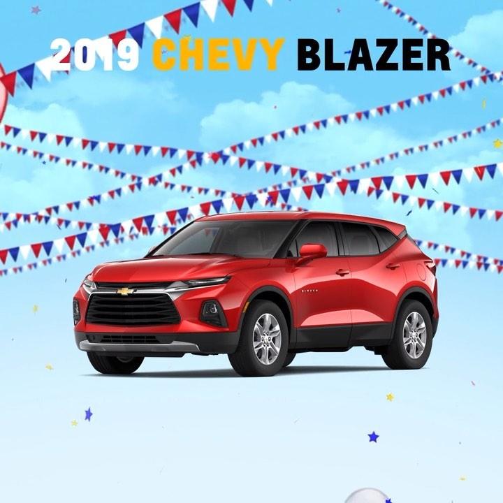 2019 Chevy Blazer Chevy Chevrolet Driving Test