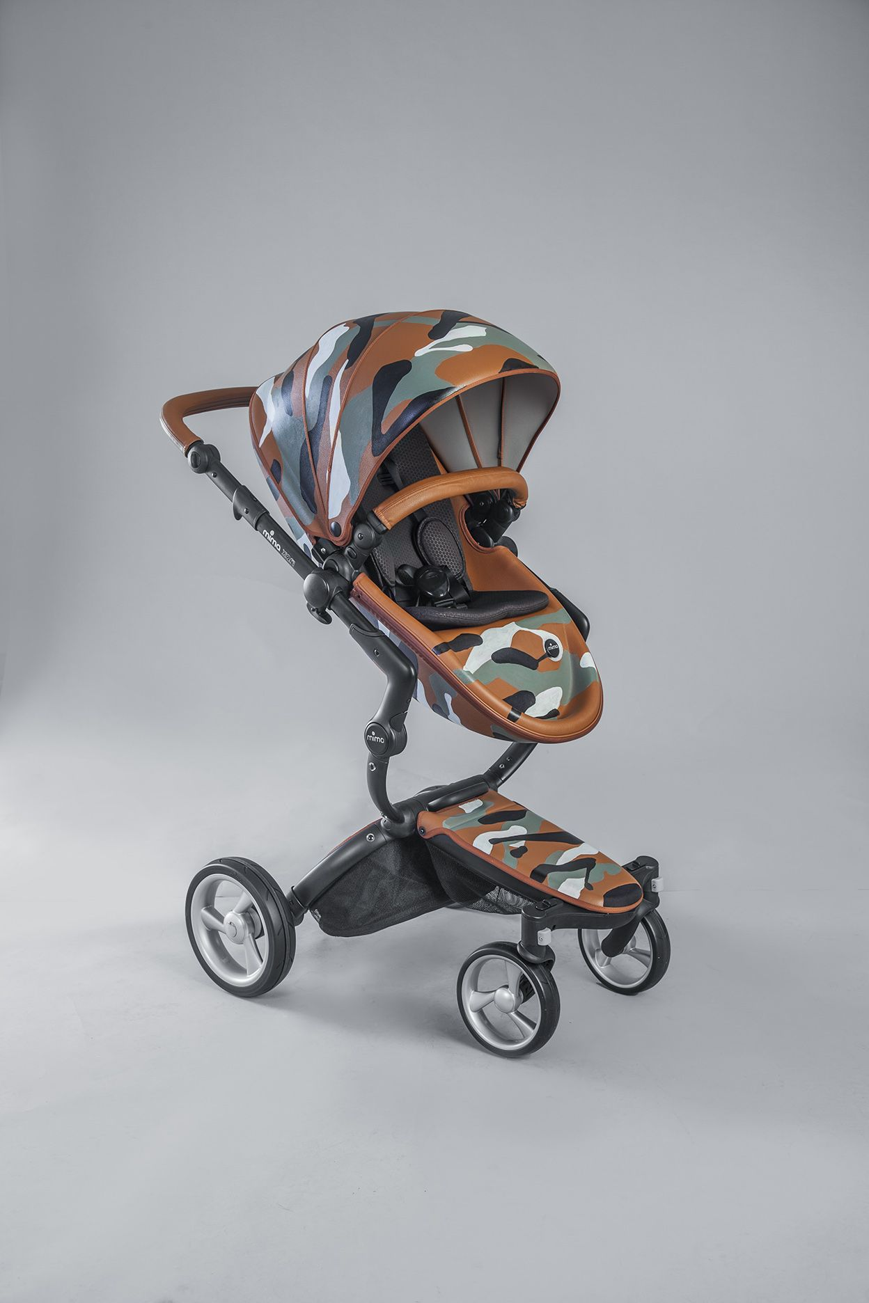 Mima Xari 2G παιδικό καρότσι custom Camouflage Pram