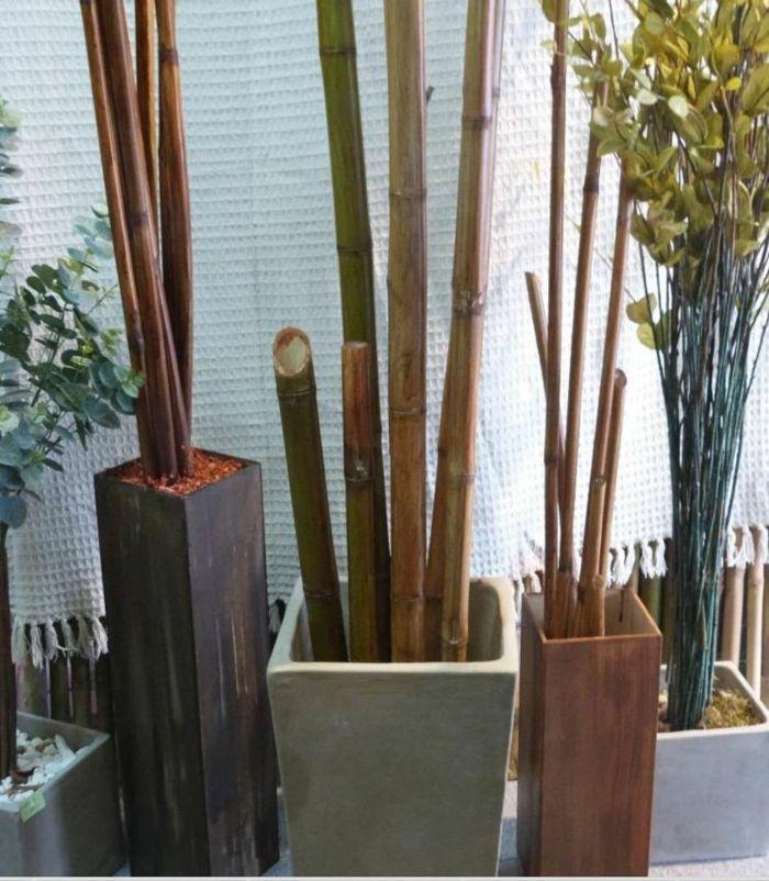 Good bambus deko deko aus bambus wanddeko dekoration