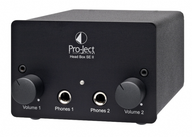 ProJect Head Box S/E II Headphone PreAmplifier