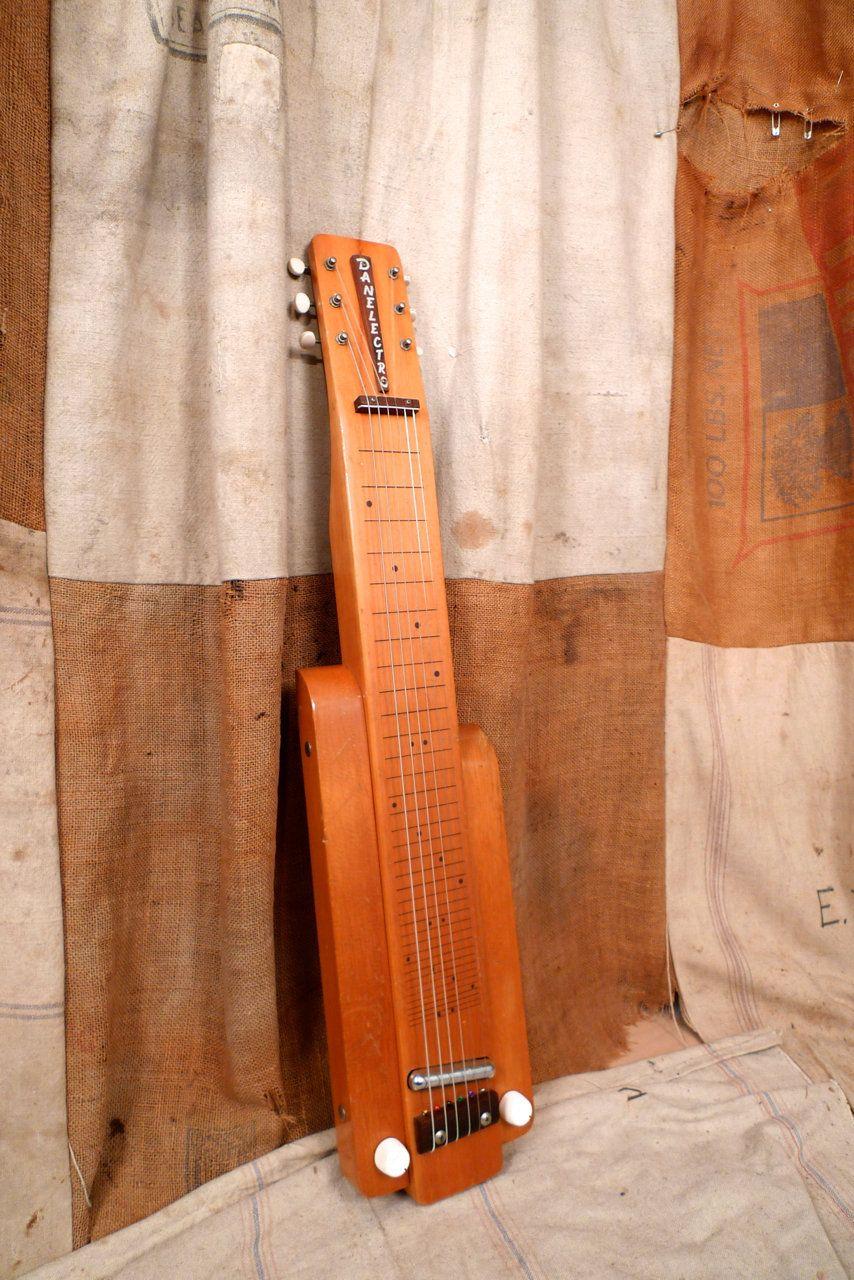 Danelectro Lap Steel 1956 Oldschool Vintage Guitar Farout