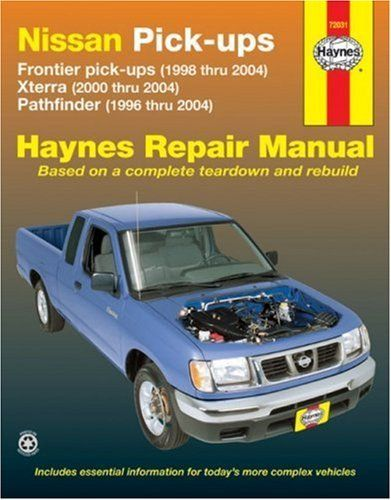 2006 nissan frontier owners manual