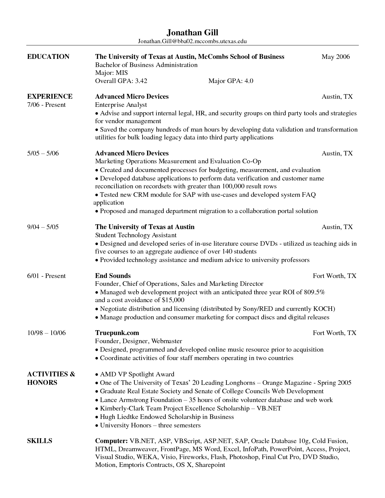 Cover Letter Template Mccombs | 1-Cover Letter Template | Cover ...
