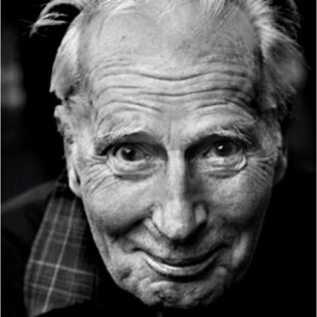 The late Arne Næss Sr. So full of life.