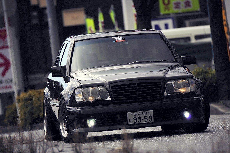 mercedes benz w124 e60 amg japan mercedes benz and cars. Black Bedroom Furniture Sets. Home Design Ideas