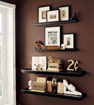 More Shelving Ideas Home Decor Decorating Shelves Decor