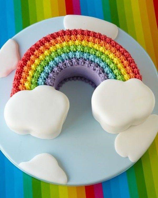 Loving right now - Rainbow baking inspiration!