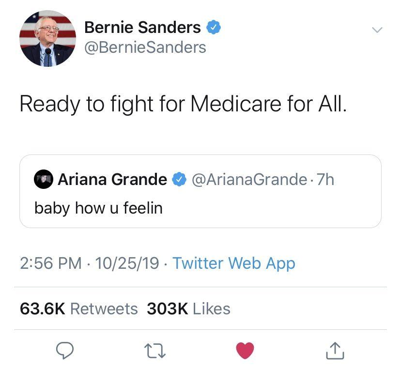 Pin By Shan On A C T I V I S M Web App Twitter Web Bernie Sanders