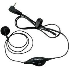 Earbud receiver with PTT microphone for the Motorola Talkabout Radio by Motorola. $14.05. Earbud receiver with PTT microphone for the Motorola Talkabout Radio. Save 77% Off!