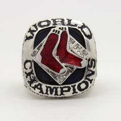 2007 Boston Red Sox World Series Championship Ring