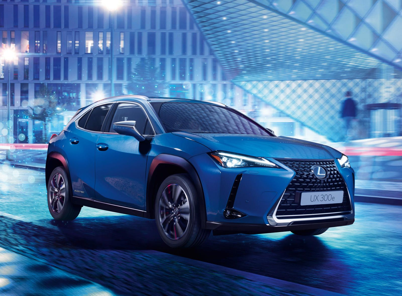 Lexus Explains Why AllElectric UX Won't Come To America