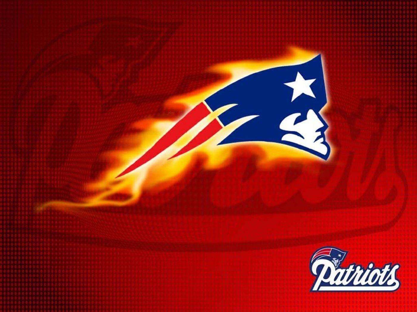 New England Patriots New England Patriots Wallpapers In 1400x1050 Resolution Patriots Logo New England Patriots Logo New England Patriots
