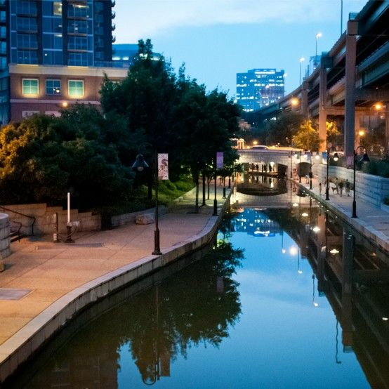 Apartments For Rent In Charlottesville Va: Beautiul View At The Locks In Richmond, VA, Canal Walk