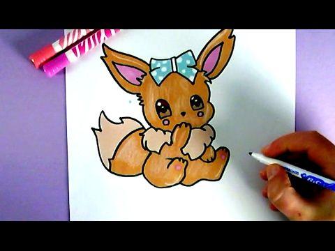 HappyDrawings - DRAW CUTE THINGS - KAWAII DIY - YouTube ...