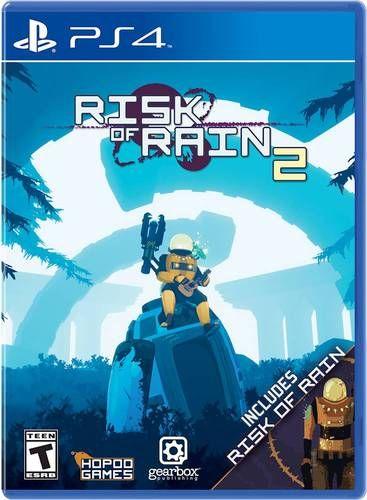 Risk of Rain 2 Bundle Standard Edition – PlayStation 4