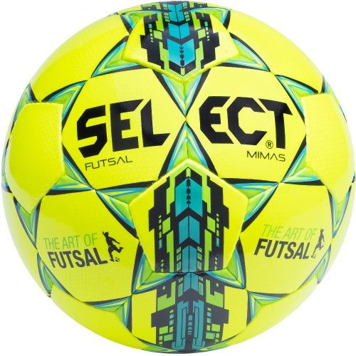 Ballon Futsal Select Mimas Ballon De Football Ballon De Foot