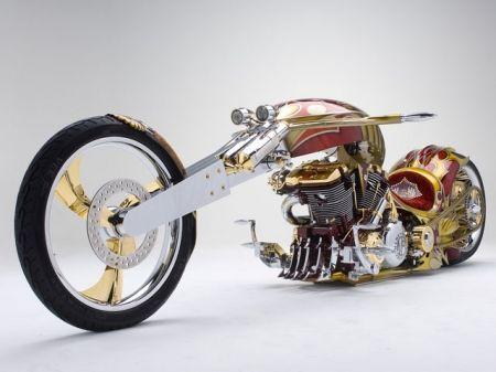 Что такое кастом? Мотоциклы кастом - описание, фото и ...