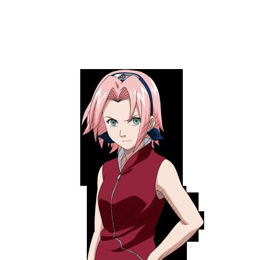 Young Sakura Haruno Render 6 Ultimate Ninja By Maxiuchiha22 Sakura Haruno Sakura Uchiha Sakura