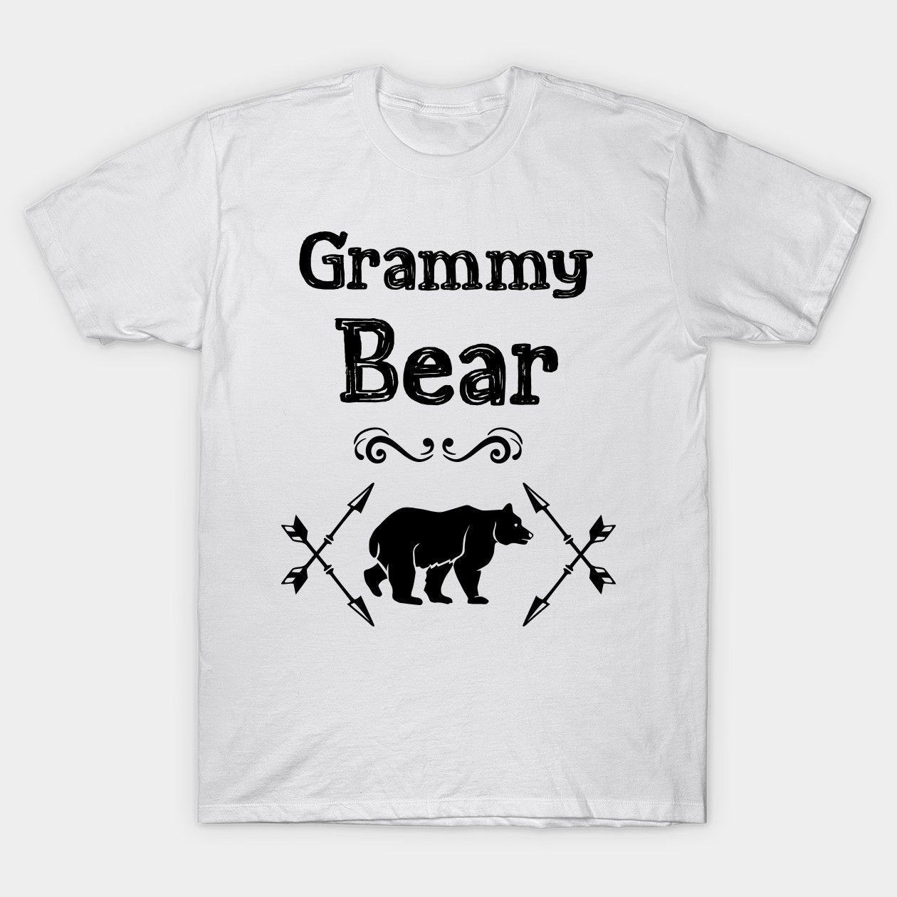 Grandma Gift,Grandma Bear Grandma Bear Shirt Grandma Shirt Best Grandma Shirt