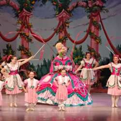 Festival Ballet Of North Central Texas Perform The Nutcracker Nutcracker Dance Pictures Ballet