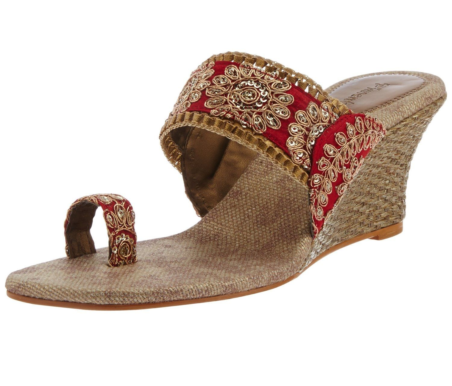 Buy Women Party Wear Bridal Footwear At Rs 710 Lowest Price Online