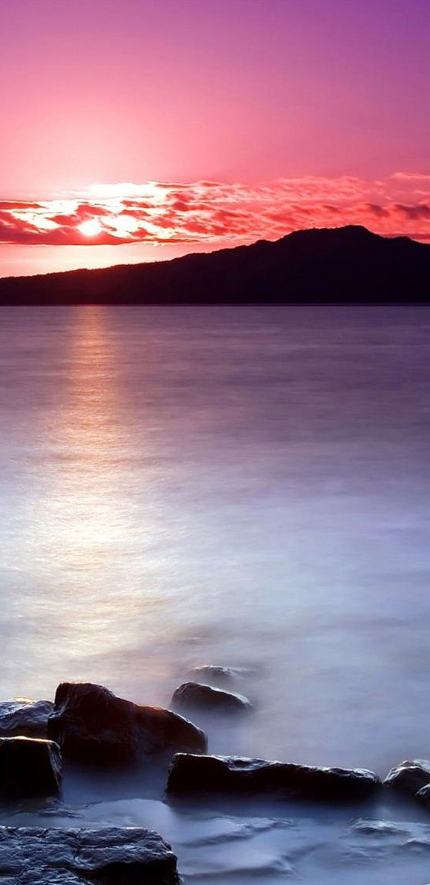 Beach Scenery Sunset Scenery Clouds Landscape