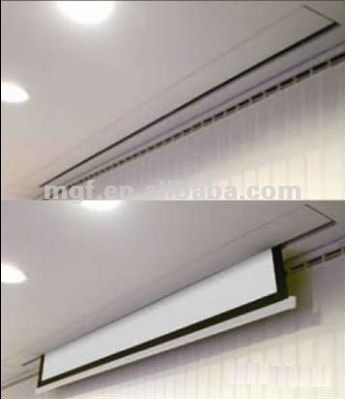 Hidden Projector Screen Ceiling Google Search