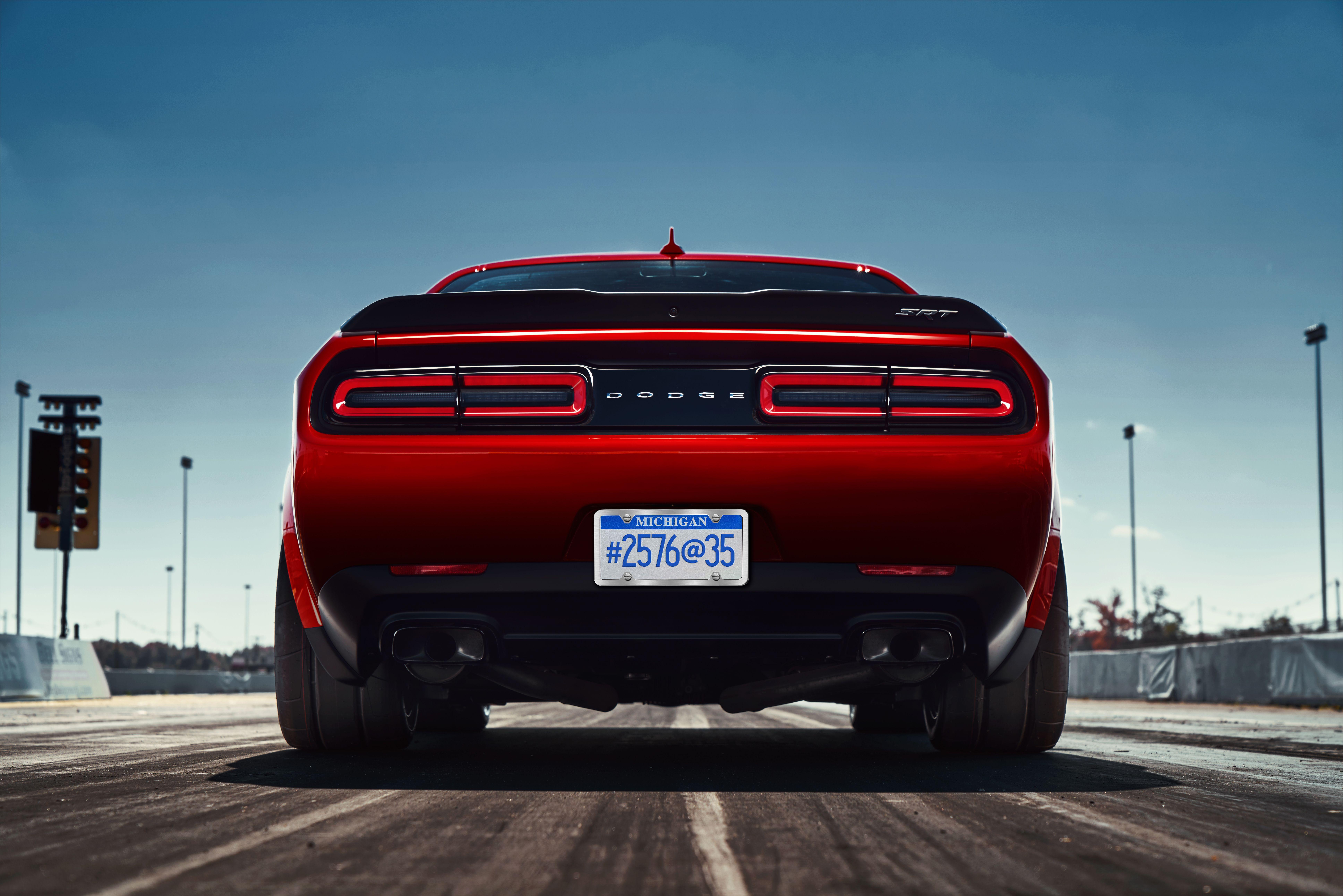 Motor 39 N Dodge Resurrects The Demon Teaser Video No 3