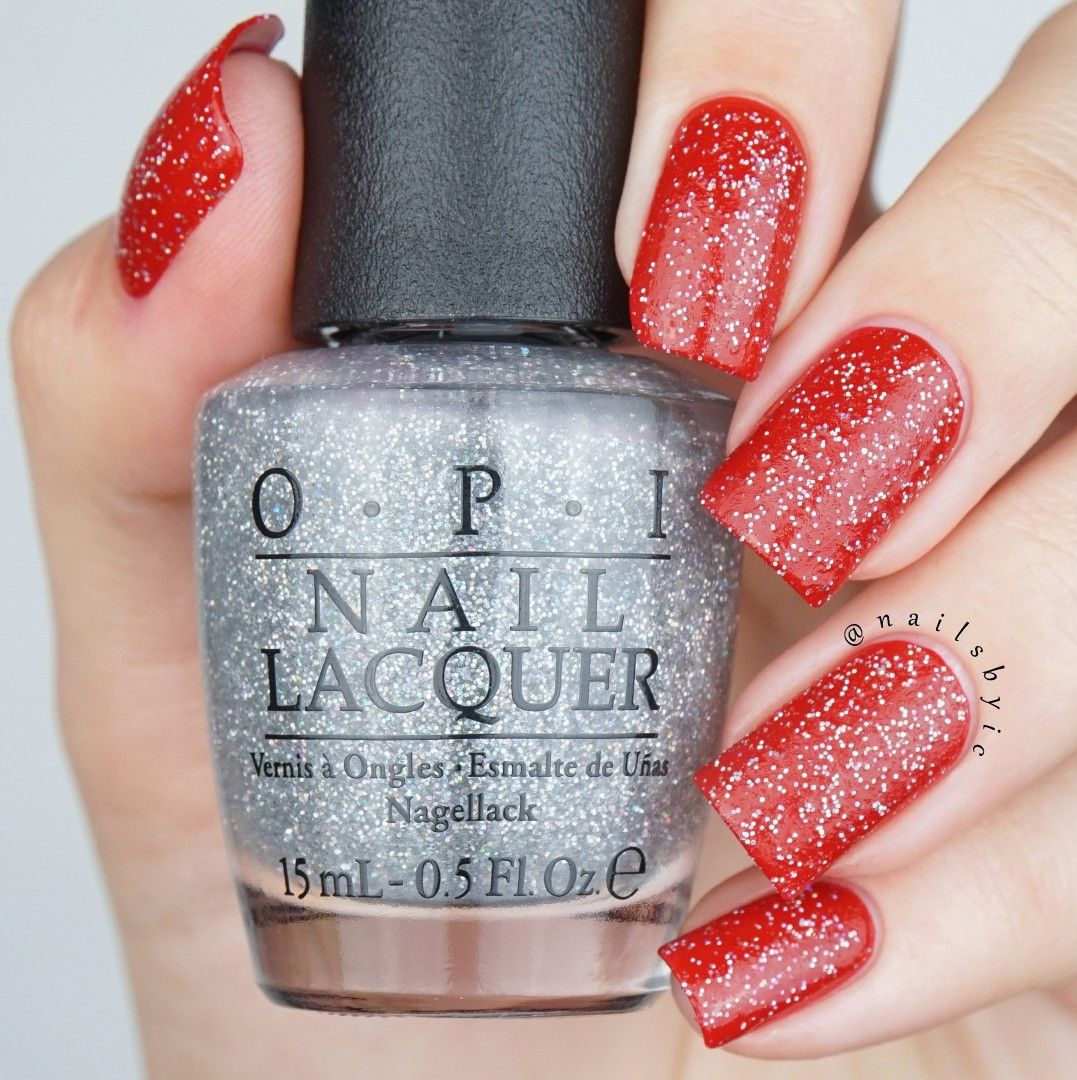 opi champagne for breakfast swatch opi breakfast at tiffany\'s ...