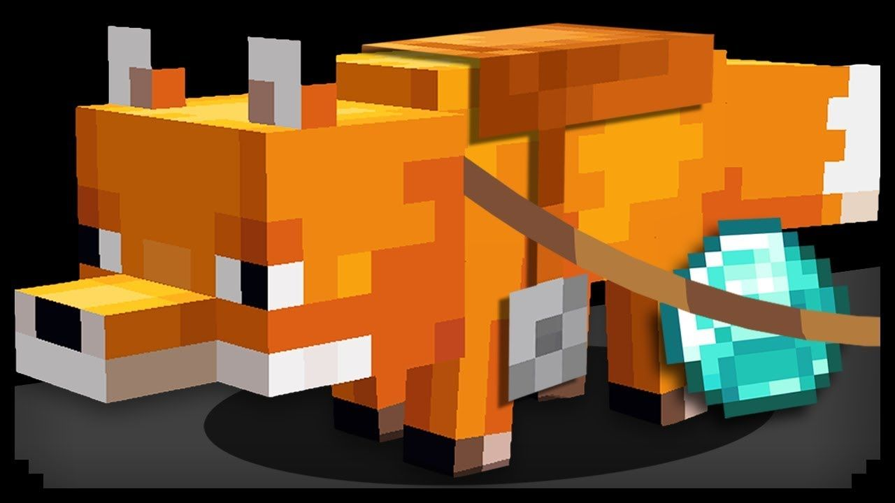 Easy What Do Foxes Eat In Minecraft