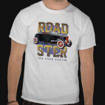 1932 Ford Roadster T-Shirt by DigitalHotrod
