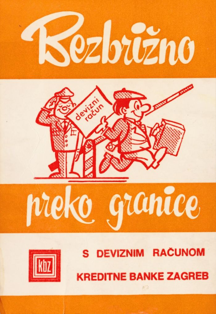 Once Upon A Time In Yugoslavia Zagreb Vintage Posters Once Upon A Time