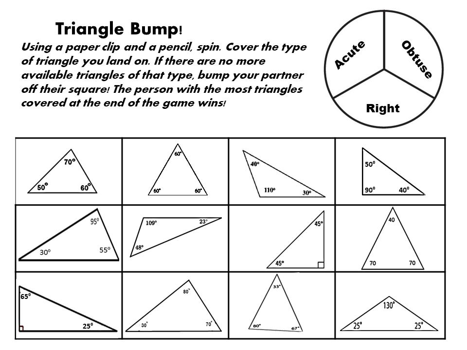 Classifying 2D Shapes! Huge Geometry Unit! Classifies