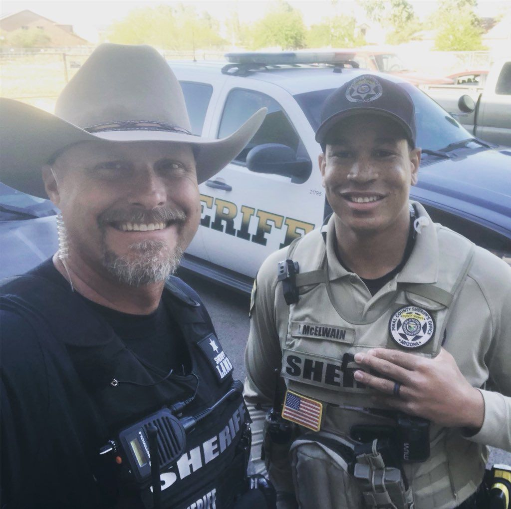 UTAH Sheriff Lamb and Dep  McElwain #livepd | Law