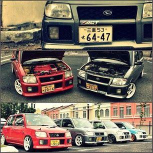 Collection Of Daihatsu Cuores L701