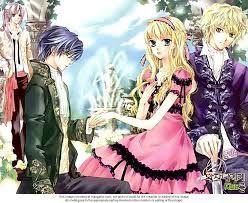 Kiss To My Prince Manga Anime Manga Anime Images