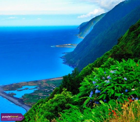 Best Places For Cheap Holiday: Azores_Cheap_holidays_with_PurpleTravel_1.jpg (576×500