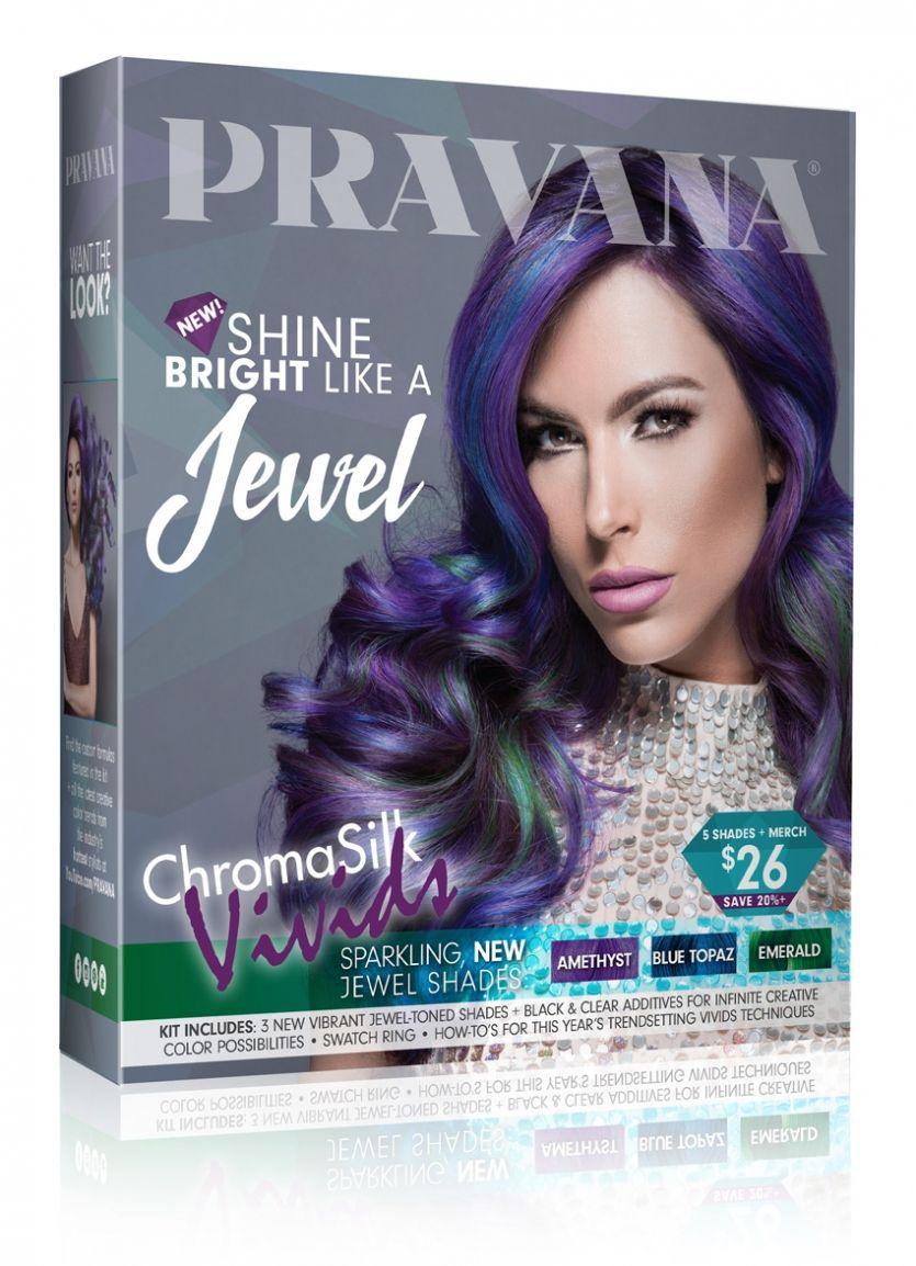 Pravana launches three new vivids shades hair pinterest