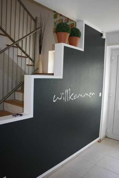 flur gestalten ideen f r einen vernachl ssigten raum flur pinterest flur. Black Bedroom Furniture Sets. Home Design Ideas