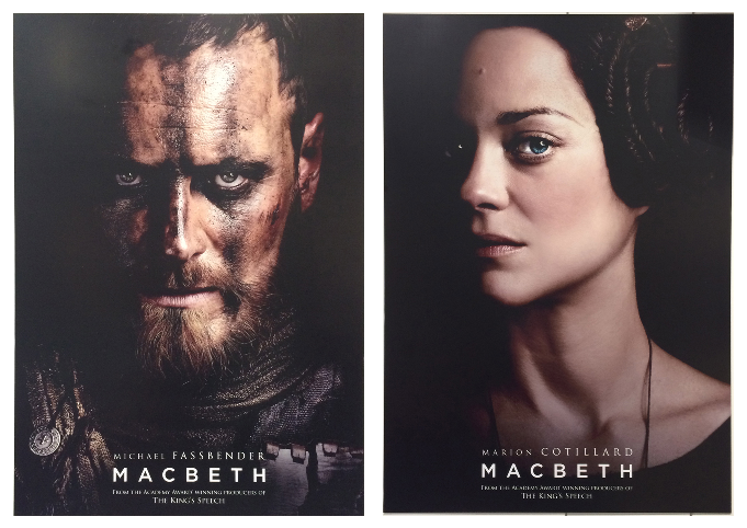 justin kurzel macbeth
