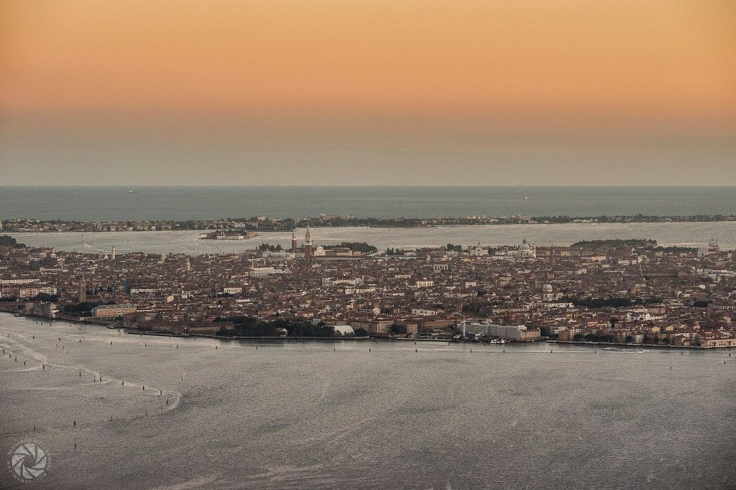 Landing in Venice is Boring