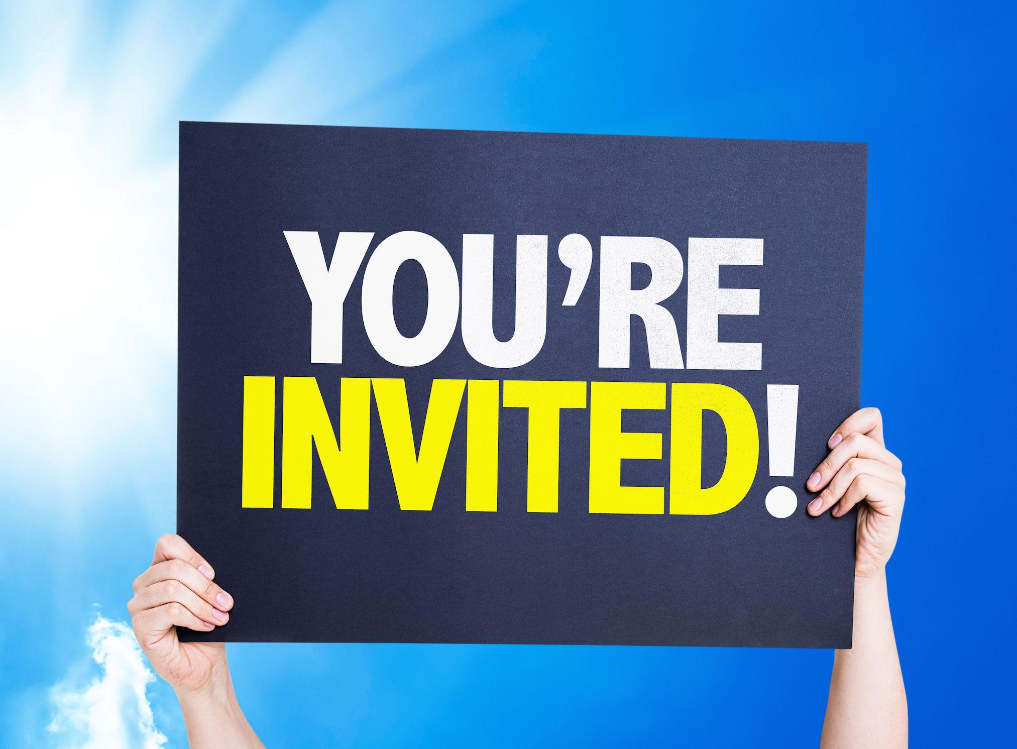 11 Ways to Send an Event Invitation that are not Email #wombizclub https://www.eventbrite.co.uk/blog/11-ways-to-send-an-event-invitation-that-are-not-email/?utm_term=newsl_uk_201507_art6&ref=2015-07_org_newsl_uk&utm_content=buffer2228c&utm_medium=social&utm_source=pinterest.com&utm_campaign=buffer