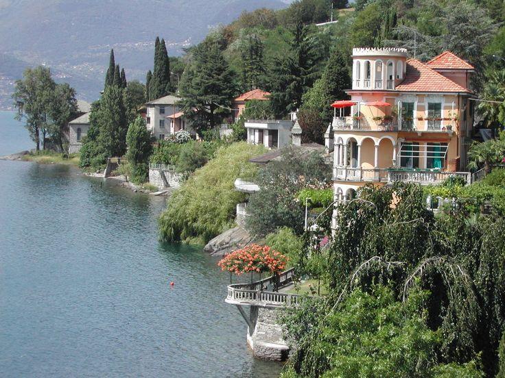 Lac de Come - Lake Como (Italie-Italy)