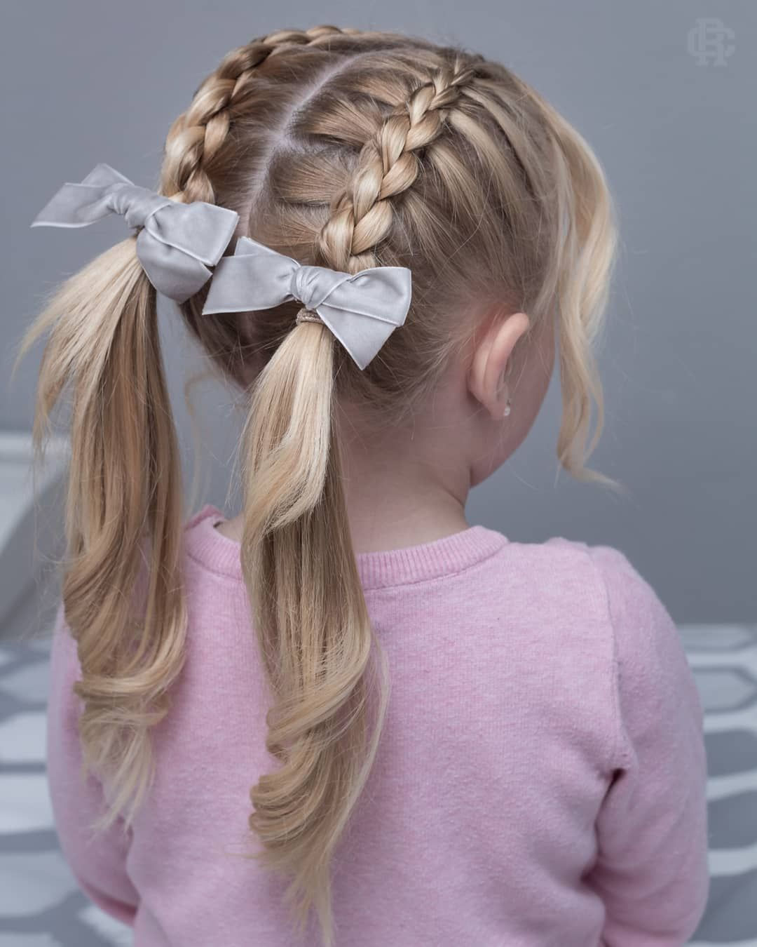 160 Braids Hairstyle Ideas for Little Kids 2019 #girlhairstyles