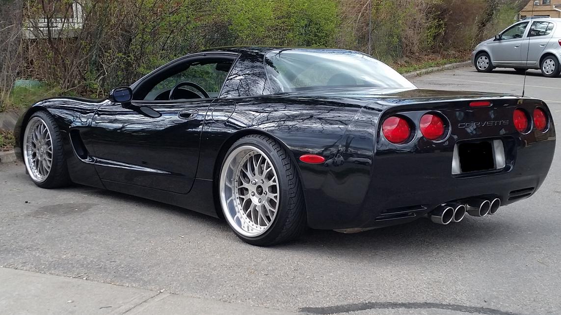 2004 C5 Corvette For Sale >> 2000 Corvette FRC - 6 Speed - Z51 - Black on Black - Corvette Forum | Automotive... pin it to ...