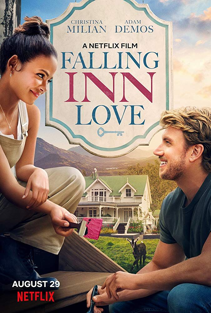 A Netflix Film Falling Inn Love 2019 Watch Free Online Full HD. The movie for #romance lovers.. From #netflix with Love ..Stars: Adam Demos, Christina Milian