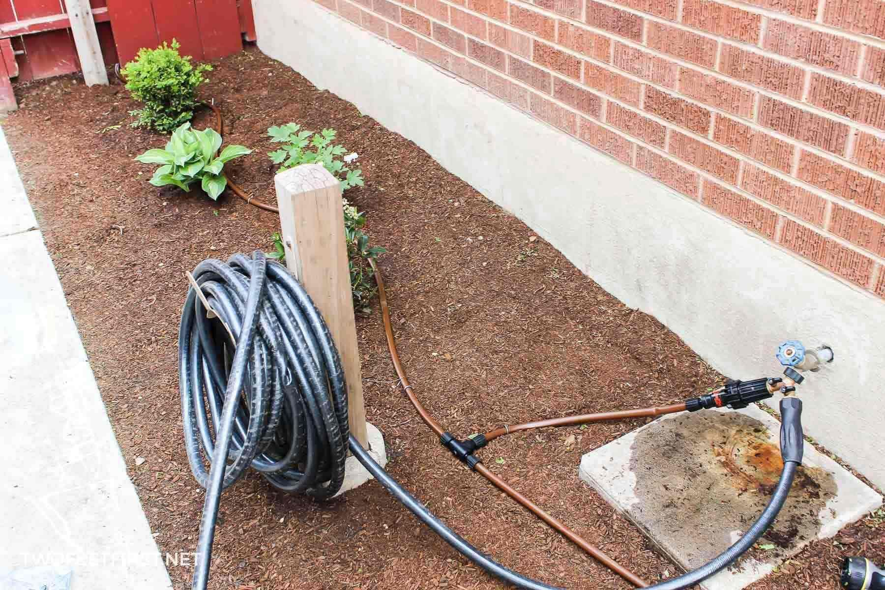DIY Drip Irrigation System Drip watering system, Drip